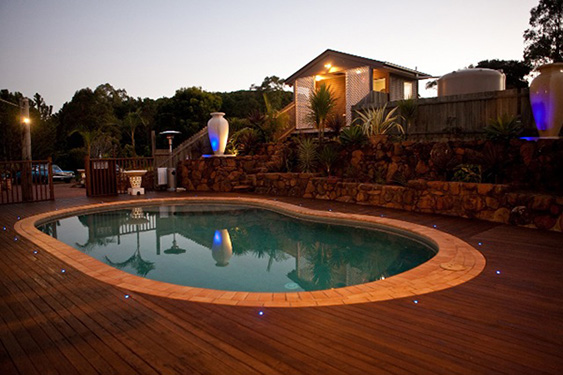 Pool - Total Recovery Sunshine Coast